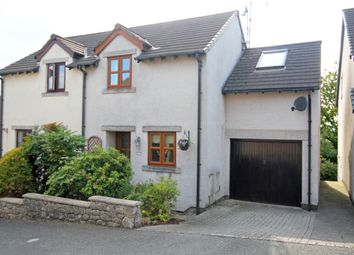 Thumbnail 3 bed semi-detached house for sale in Hill Top, Milnthorpe