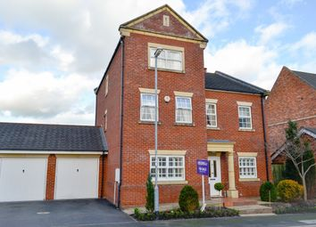 Thumbnail 5 bedroom detached house for sale in Pollard Drive, Nantwich
