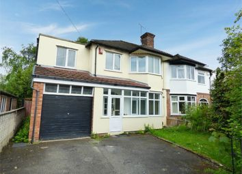 Thumbnail 4 bed semi-detached house for sale in Allport Road, Wirral, Merseyside