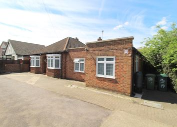 Thumbnail 4 bed detached bungalow for sale in Chertsey Road, Ashford