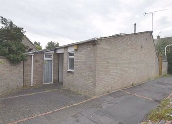 Winifred Road, Basildon, Essex SS13. 1 bed terraced bungalow