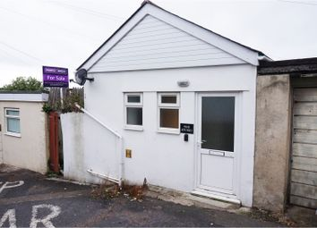 Thumbnail 1 bed end terrace house for sale in Mount Pleasant Road, Torquay