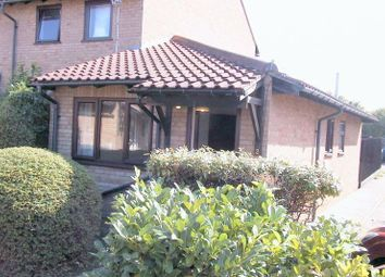 Thumbnail 1 bed bungalow for sale in Wetherby Way, Peterborough