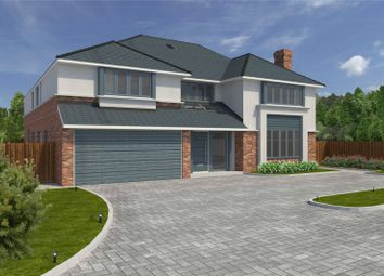 Thumbnail 6 bed detached house for sale in Hammonds End View, Fairway Close, Harpenden, Hertfordshire