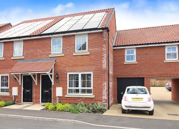 Thumbnail 3 bed semi-detached house for sale in Union Road, Aylsham, Norwich