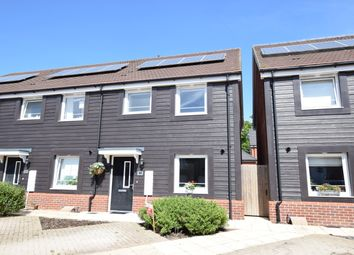 Thumbnail 3 bed end terrace house for sale in Grant Drive, Church Crookham, Fleet