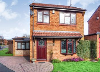 Thumbnail 3 bed detached house for sale in Rednal Mill Drive, Birmingham