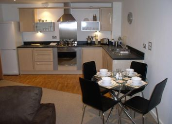 Thumbnail 2 bed flat to rent in Adamson House, 4 Elmira Way, Salford