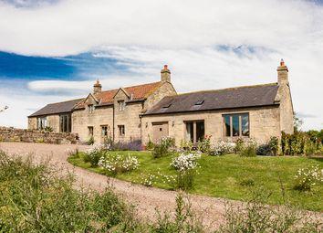 Thumbnail 3 bed detached house for sale in Yetlington Smithy, Yetlington, Whittingham, Alnwick, Northumberland