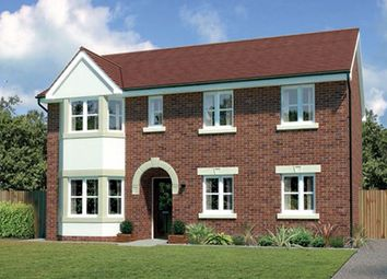 "Thumbnail 4 bed detached house for sale in ""Hollandswood"" At Bye Pass Road, Davenham, Northwich CW9, Davenham,"