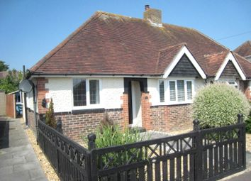 Thumbnail 3 bed semi-detached bungalow to rent in Gladstone Gardens, Portchester