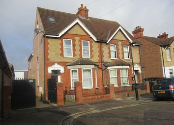 Thumbnail 4 bedroom semi-detached house for sale in Ivy Road, Bedford