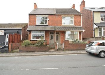 Thumbnail 3 bed terraced house for sale in Carter Lane, Shirebrook, Mansfield