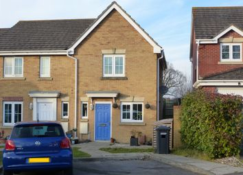 Thumbnail 2 bed end terrace house for sale in White Tree Close, Fair Oak, Eastleigh
