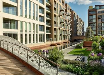 Thumbnail 3 bed flat for sale in Prince Of Wales Drive, Battersea, London