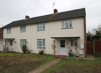 Thumbnail 2 bed semi-detached house to rent in Abbots Road, Burghfield Common
