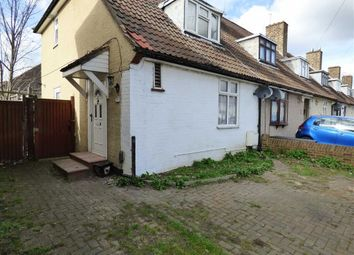 Thumbnail 3 bedroom end terrace house to rent in Commyns Road, Dagenham, Essex