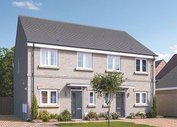 "Thumbnail 3 bed property for sale in ""The Gosfield (Semi-Detached)"" at Jones Hill, Hampton Vale, Peterborough"