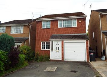 Thumbnail 3 bed detached house for sale in Bosden Close, Handforth, Wilmslow, Cheshire