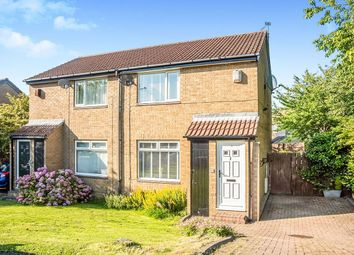 Thumbnail 2 bed semi-detached house for sale in Meadow Rise, Meadow Rise, Newcastle Upon Tyne