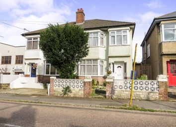 3 bed semi-detached house for sale in Abbott Road, Winton, Bournemouth BH9