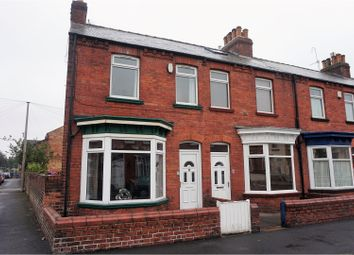 Thumbnail 2 bed end terrace house for sale in Milton Avenue, Scarborough