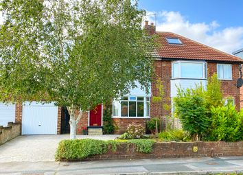 Thumbnail 4 bed semi-detached house for sale in Almsford Drive, Harrogate