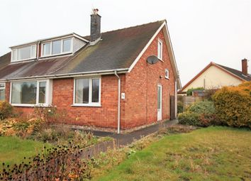 Thumbnail 3 bed semi-detached bungalow for sale in Whitefield Road, Penwortham, Preston, Lancashire
