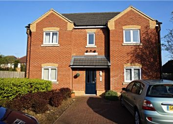 Thumbnail 1 bed flat for sale in Orchard Street, Fleckney