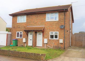 Thumbnail 2 bed semi-detached house for sale in Queens Road, Romney Marsh