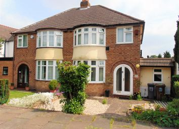 Thumbnail 3 bed semi-detached house for sale in Elmdon Trading Estate, Bickenhill Lane, Birmingham