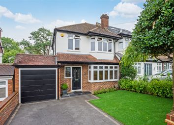Thumbnail 3 bed semi-detached house for sale in Kent Close, Orpington, Kent