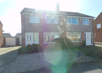 Thumbnail 3 bedroom semi-detached house for sale in Christchurch Drive, Stockton-On-Tees