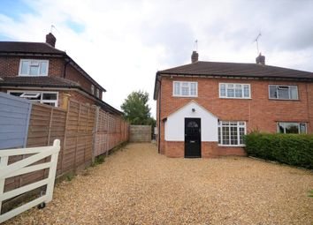 Thumbnail 3 bed terraced house to rent in Quarrendon Road, Amersham
