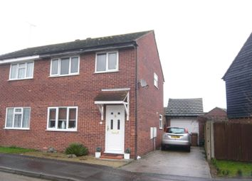 Thumbnail 3 bed semi-detached house for sale in Hollis Lock, Chelmsford