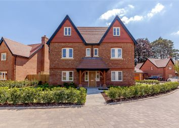 Thumbnail 5 bed detached house for sale in Brompton Gardens, London Road, Ascot, Berkshire