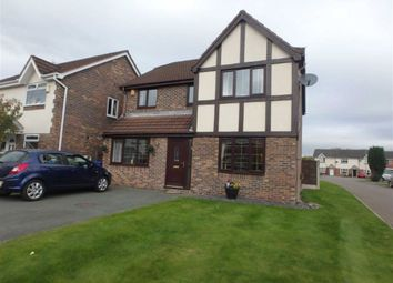 Thumbnail 5 bed detached house for sale in Harrogate Close, Great Sankey, Warrington, Cheshire