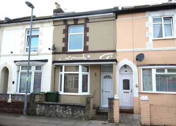 Thumbnail 3 bed terraced house for sale in Agincourt Road, Portsmouth