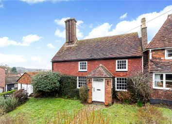 Thumbnail 2 bed detached house for sale in School Hill, Lamberhurst, Tunbridge Wells, Kent