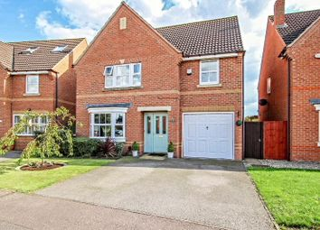 Thumbnail 4 bedroom detached house for sale in Croyland Drive, Elstow