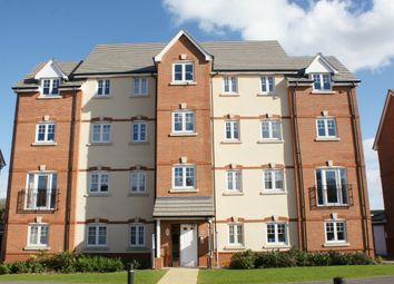 Thumbnail 2 bedroom flat for sale in Garstons Way, Holybourne, Hampshire