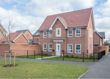 Thumbnail 3 bed detached house for sale in Boswell Street, Nottingham