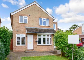 Thumbnail 4 bed detached house for sale in Haste Hill Close, Maidstone, Kent