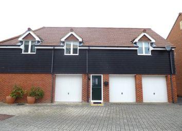 Thumbnail 2 bed flat to rent in Egdon Close, Swindon