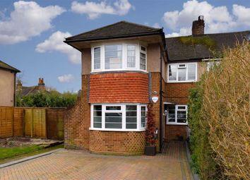 Thumbnail 3 bed maisonette for sale in St. Marys Close, Epsom, Surrey