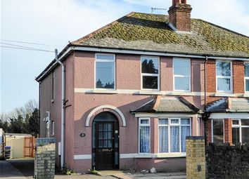 Thumbnail 3 bed semi-detached house to rent in Devizes Road, Salisbury