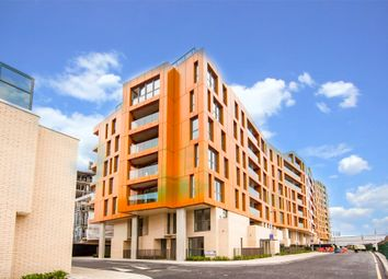 Thumbnail 1 bed flat for sale in Enderby Wharf, Christchurch Way, Greenwich