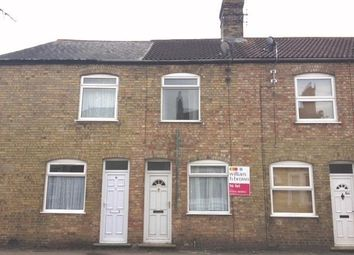 Thumbnail 2 bed terraced house to rent in Gaul Road, March