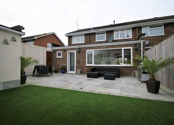 Thumbnail 5 bedroom semi-detached house for sale in Grainger Close, Brighton Hill, Basingstoke