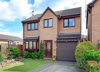Thumbnail 4 bedroom detached house for sale in Parsley Hay Gardens, Sheffield